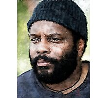 Art of the Dead: Tyreese Photographic Print