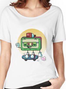 Cassette Love Women's Relaxed Fit T-Shirt