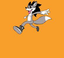 Gray fox dude Unisex T-Shirt