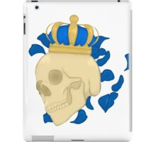 Blue Royalty iPad Case/Skin