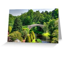 Doon Bridge Greeting Card