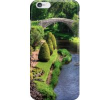 Bridge over the Doon iPhone Case/Skin