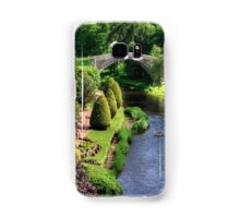 Bridge over the Doon Samsung Galaxy Case/Skin