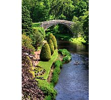Bridge over the Doon Photographic Print