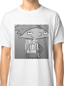Hey Arnold! - Straight Outta Hillwood! Classic T-Shirt
