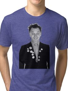 Darling Fascist Bully boy Tri-blend T-Shirt