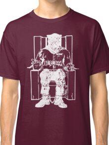 Death Row (White Chair) Classic T-Shirt