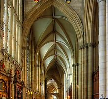 North East Aisle by Tom Gomez