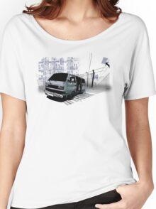 Urban T25 Women's Relaxed Fit T-Shirt