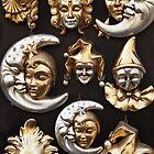 Venetian Masks by pmreed