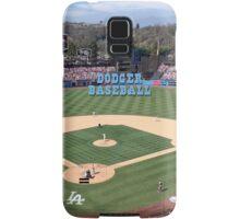 Dodgers Baseball Samsung Galaxy Case/Skin