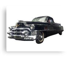 Cadillac Boyer Car Canvas Print