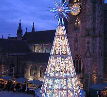 Christmas in Birmingham by hjaynefoster