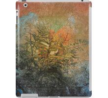 Nature Collage Print  iPad Case/Skin
