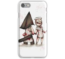 Silent Plushie Hill iPhone Case/Skin