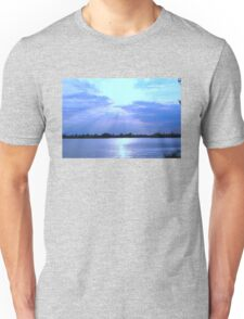Breaking Through the Clouds Unisex T-Shirt