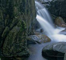 Fairy Pool, Barcaldine, Argyll by JOHN MACBRAYNE