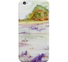 Field of Lupines iPhone Case/Skin