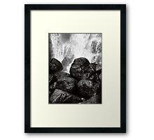 Eden project Framed Print