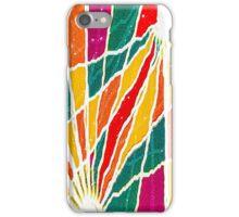 Multicolored Vibrations iPhone Case/Skin