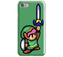 Link Master Sword iPhone Case/Skin