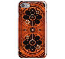 Ornament Machine iPhone Case/Skin