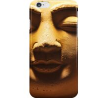Shades of a Buddah - A Nightly Reflection iPhone Case/Skin