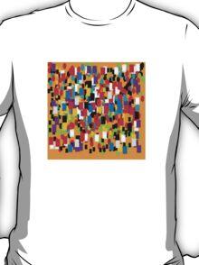 Abstract mural T-Shirt