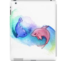 RinHaru Watercolor iPad Case/Skin