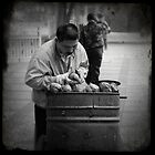 Potato Guy - Ningbo, China by Robert Baker
