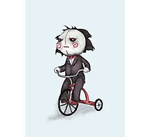 Billy The Puppet Photographic Print