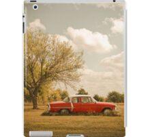 Vintage Fixture iPad Case/Skin