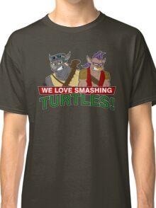 We love smashing Turles! Classic T-Shirt