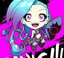 League of Legends - Jinx - EVERYBODY PANIC!!! by 57MEDIA