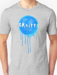 Blue Splat! Unisex T-Shirt
