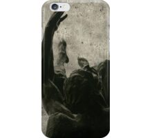 Icarus Falling iPhone Case/Skin