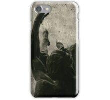 Icarus Falling iPhone Case/Skin