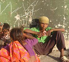 street kids by rainbowvortex
