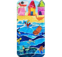 Brighton Beach Boxes iPhone Case/Skin