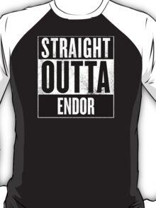 STRAIGHT OUTTA ENDOR T-Shirt