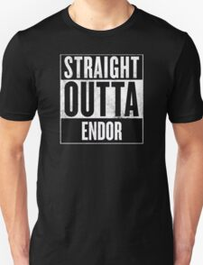 STRAIGHT OUTTA ENDOR T-Shirt