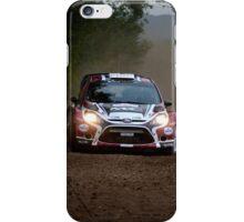 Ford Fiesta WRC iPhone Case/Skin