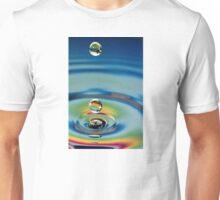 Falling Drops Unisex T-Shirt