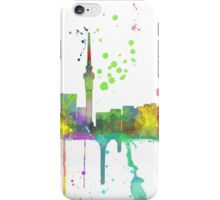 Auckland, New Zealand Skyline iPhone Case/Skin