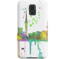 Auckland, New Zealand Skyline Samsung Galaxy Case/Skin