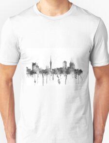 Auckland, New Zealand Skyline T-Shirt