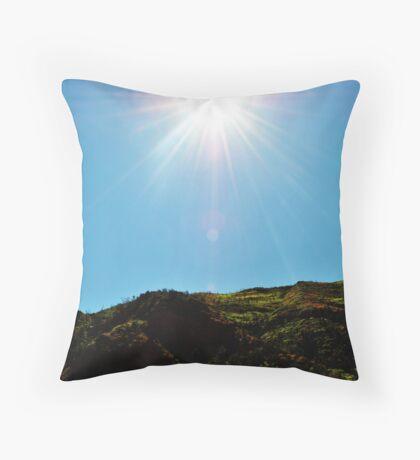 Religious Experience Throw Pillow