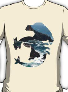 Lugia used surf T-Shirt