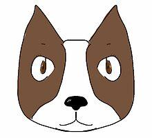 boston dogge by MaurasNotebook