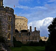 Windsor Castle, London. by Kristina K